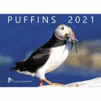 Michael MacGregor Puffins Calendar 2021