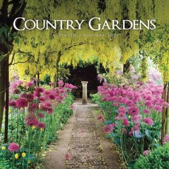 Garden Calendars for 2021 from the CalendarClub.co.uk
