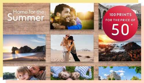 Enjoy Boots photo offers until 31 August 2020