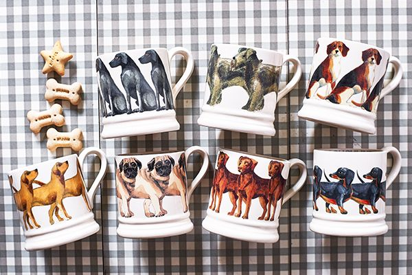 Dog related gifts from Emma Bridgewater