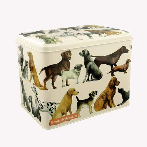 Dogs Extra Large Rectangular Caddy
