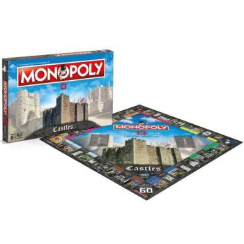 English Heritage Castles Monopoly