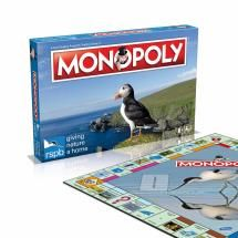 RSPB Version of Monopoly