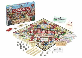 Monopoly - Horrible Histories