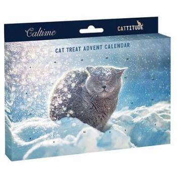 Cattitude, Cat Treat Advent Calendar