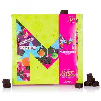 Montezumas Dark Chocolate Advent Chocolate - 240G