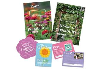 Give a Gift Membership to the RHS