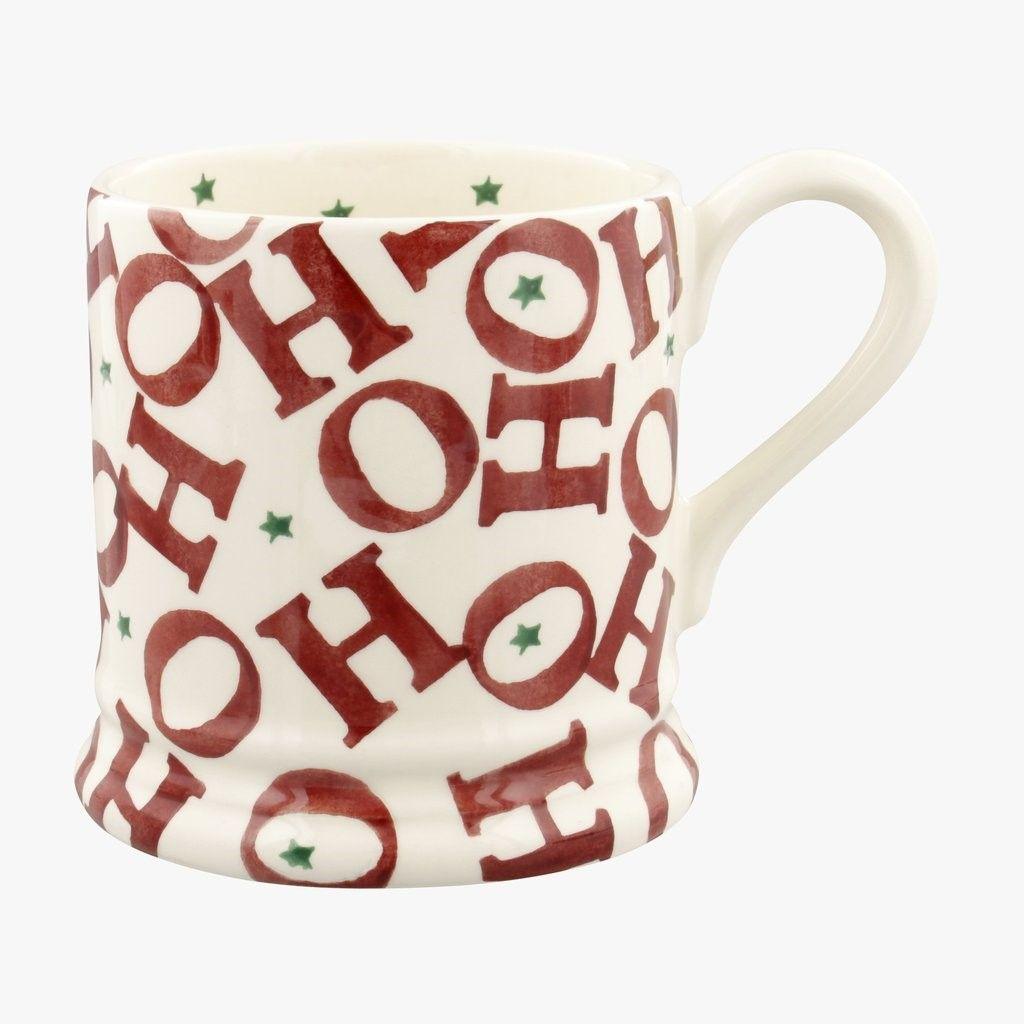 Hohoho 1/2 Pint Mug