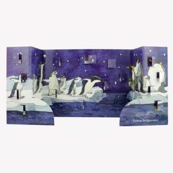 Winter Penguins 3D Advent Calendar from Emma Bridgewater
