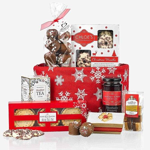 This is the Jolly Snowflake Hamper