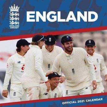 England Cricket Calendar 2021