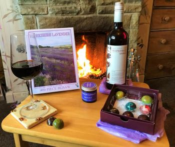 Feet Up Friday Gift Box from Lavender World