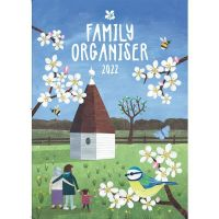 Make the most of 2022 with a Family Organiser