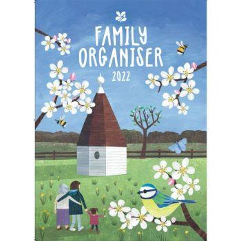 National Trust 2022 Family Organiser