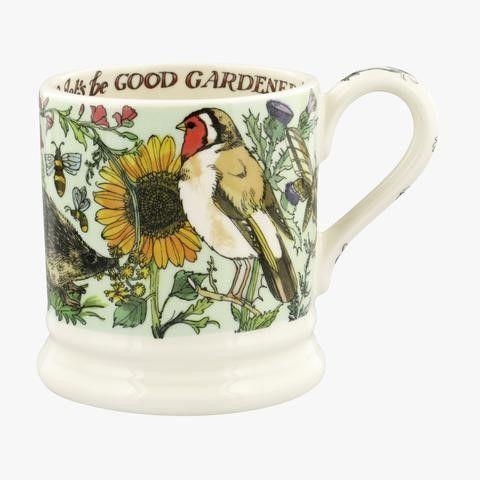 This is the Good Gardeners Half Pint Mug