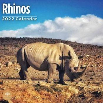 The CalendarClub.co.uk have a Rhino Calendar for 2022