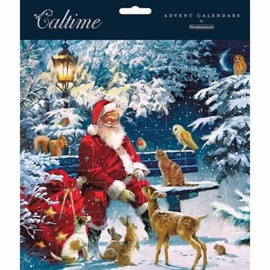 Take a look at the Advent Calendars from the CalendarClub.co.uk