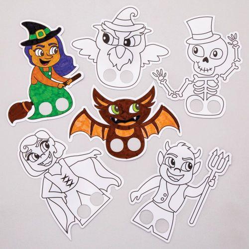 Baker Ross has lots of craft activities to celebrate Halloween