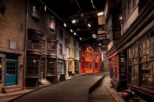 Virgin Experience Days has a number of Harry Potter experiences