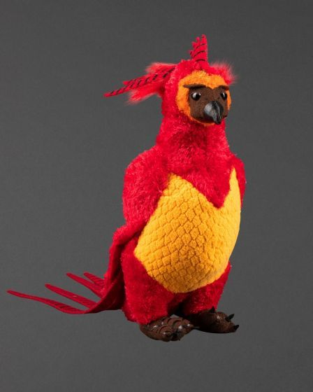The National Trust for Scotland has a number of Harry Potter gift idea, including this Fawkes Soft Toy