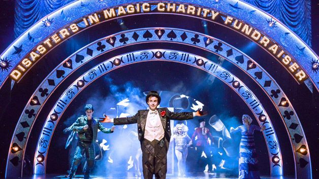 Treat yourself and loved ones to Magic Goes Wrong Theatre Tickets!