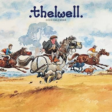 Remember Thelwell?  How about a calendar for Thelwell fans?