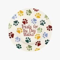 Personalised polka paws pottery from Emma Bridgewater