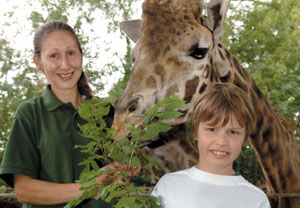 Close Animal Encounter for Two at Dudley Zoo