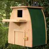 Barn Owl Nest Box from the RSPB