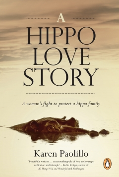 "You could treat a hippo lover to ""A Hippo Love Story"" by Karen Paolillo"