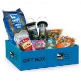 Bumper bird food gift box from the RSPB