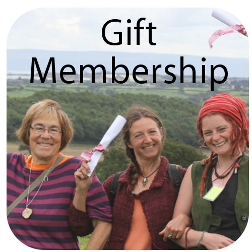 Give a gift membership to the Permaculture Association