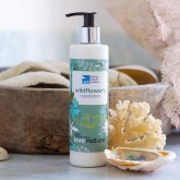 Love nature wildflowers hand lotion - £5.99 from the RSPB
