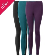 You could also treat yourself to something in their fashion offers such as these leggings - now just £16.50 instead of £22!