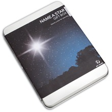 Name a Star Gift Tin from Find Me a Gift