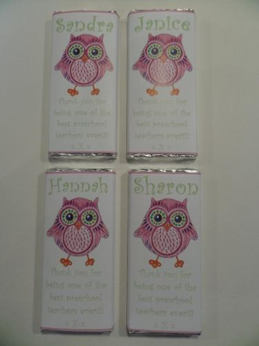 TWIT TWOO - large chocolate bar 40g