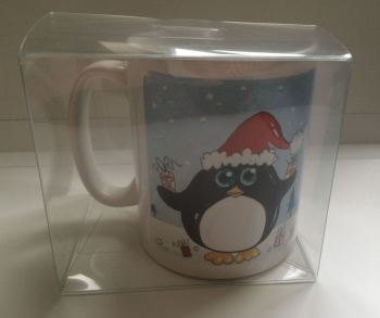 penguin mug in box 2