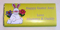 CHOCOLATE BARS (Personalised wrappers)