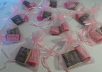 FILLED FAVOURS