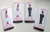 BRIDESMAID/USHER/PAGEBOY GIFTS