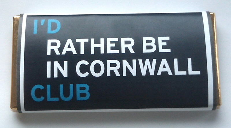 ID RATHER BE IN CORNWALL CLUB sample