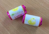 CUTE CHICK mini rolls love hearts