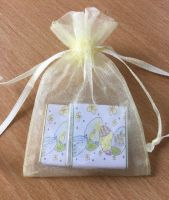 EGGS choc organza gift bag