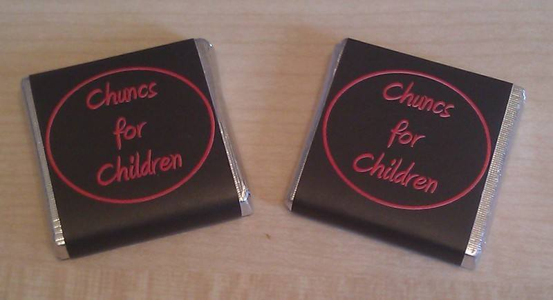 chuncs for children