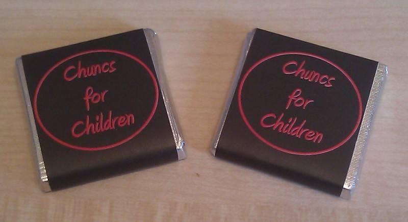 chuncs for children