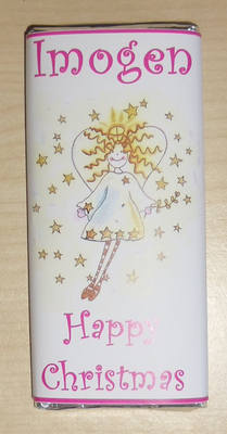 ANGEL FAIRY - large chocolate bar 40g
