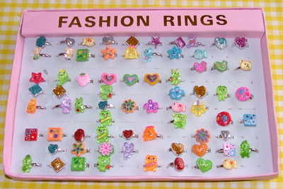 Children's fashion ring