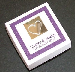 PURPLE MOUNTAIN LEVEN purple favour box