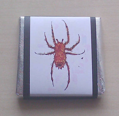 SPIDER - mini 4.5g chocolate favour