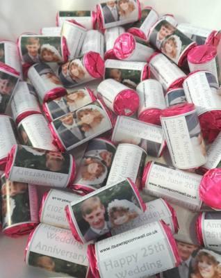 PHOTO - love hearts (2 sizes)